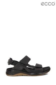 ECCO® Black Active Sandal