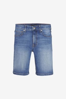 Tommy Hilfiger Boys Stretch Denim Short