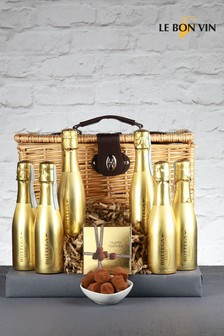 Le Bon Vin The Golden Girls Night In Prosecco Hamper