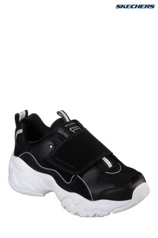 Skechers® Black Delight Three Single Point Trainer