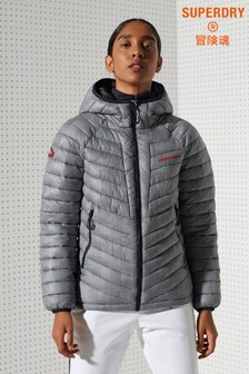 Superdry Alpine Padded Mid Layer Jacket