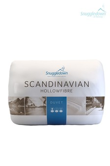 Snuggledown Scandinavian Hollow Fibre 10.5 Tog Duvet