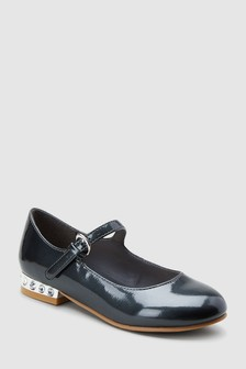 Chaussures à talons ornées de pierreries (Garçon)