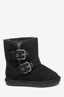Buckle Boots (Younger)