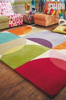 Scion Kaleido Pop Wool Rug