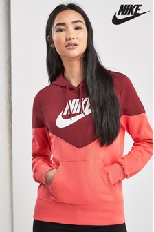 Nike Heritage Colour Block Hoody