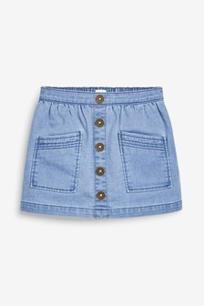 Denim Skirt (3mths-7yrs)
