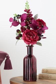 Blackberry Mix Vase