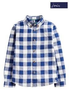 Joules Blue Sark Shirt