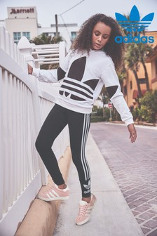 adidas Originals Black Lock Up Legging
