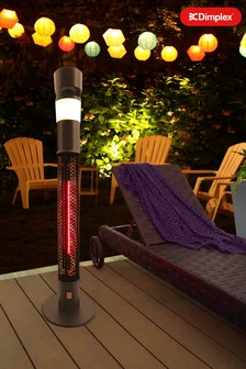 Dimplex® Outdoor Heater With Light And Bluetooth Speaker