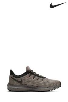 Nike Run Grey/Pink Quest 2