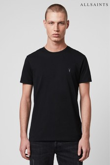 All Saints Crew Neck Tonic T-Shirt