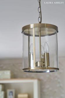 Laura Ashley Selbourne 3 Light Lantern Ceiling Light