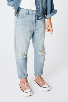 Mom Fit Jeans (3-16yrs)