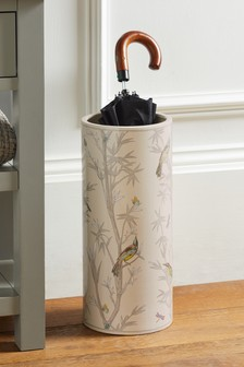 Ceramic Bird Umbrella Stand