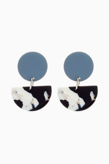 Abstract Shape Earrings