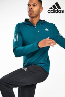 adidas Tech Blue Own The Run Jacket