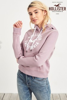 Hollister Core Logo Hoody