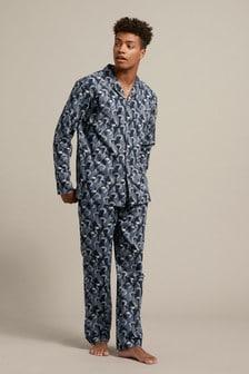 Pattern Pyjama Set