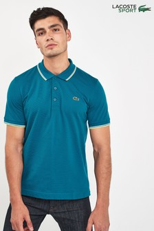 Lacoste® Sport Tipped Polo
