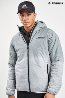 adidas Terrex Dark Grey Windweave Jacket