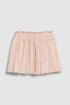 Glitter Tulle Skirt (3-16yrs)