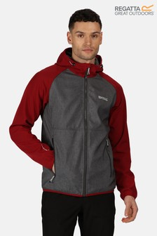 Regatta Red Arec Ii Soft Shell Jacket