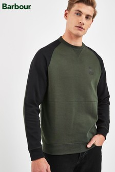 Barbour® Green Creek Crew Sweater