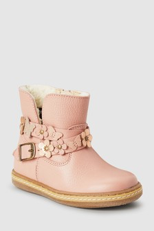 Embellished Ankle Boots (Younger)