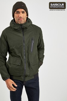 Barbour International Green Lane Jacket