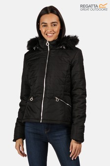 Regatta Black Westlynn Insulated Jacket