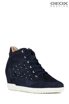 Geox Blue D Carum Shoe