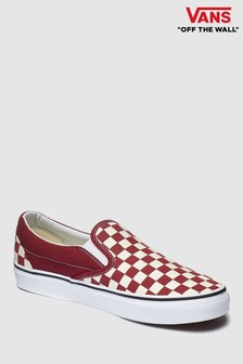 2859dcbe315d2b Vans Check Slip-On Trainer