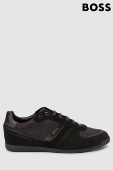 BOSS Black Maize Trainers