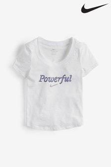 Nike Powerful Slogan T-Shirt