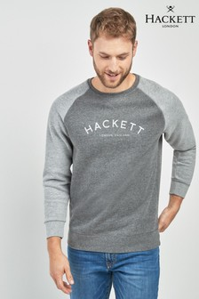 Hackett Grey Sweatshirt