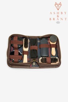 Ashby & Brant Shoe Care Kit
