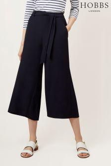 Hobbs Blue Penny Trouser