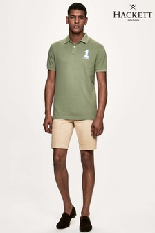 Hackett Camel Core Kensington Short
