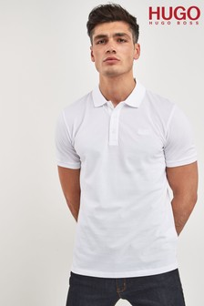 HUGO White Donos Polo