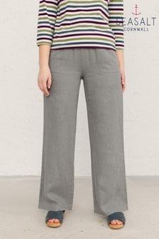 Seasalt Grey Zinc Sea Rocket Trousers