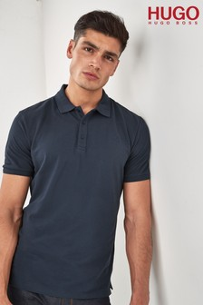 HUGO Blue Donos Polo