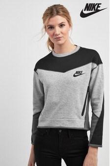Nike Tech Fleece Colourblock Crew