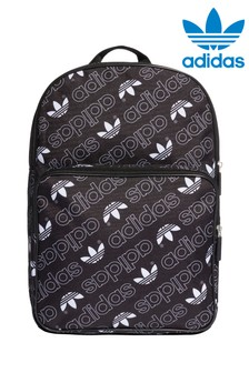 adidas Originals Black Graphic Classic Backpack