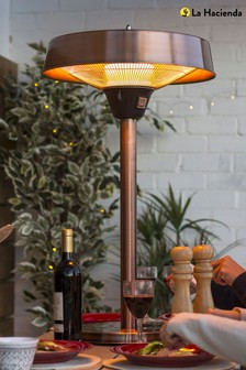 Table Top Halogen Outdoor Heater by La Hacienda