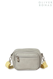 Oliver Bonas Grey Amira Camera Bag