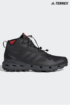 adidas Black Terrex Fast Mid GTX-Surround