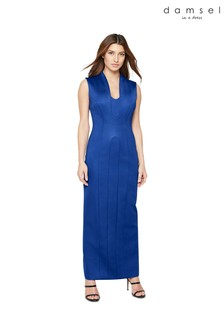 Damsel In A Dress Blue Sophy Maxi Dress