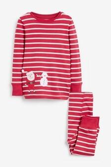 Santa Snuggle Pyjamas (9mths-8yrs)
